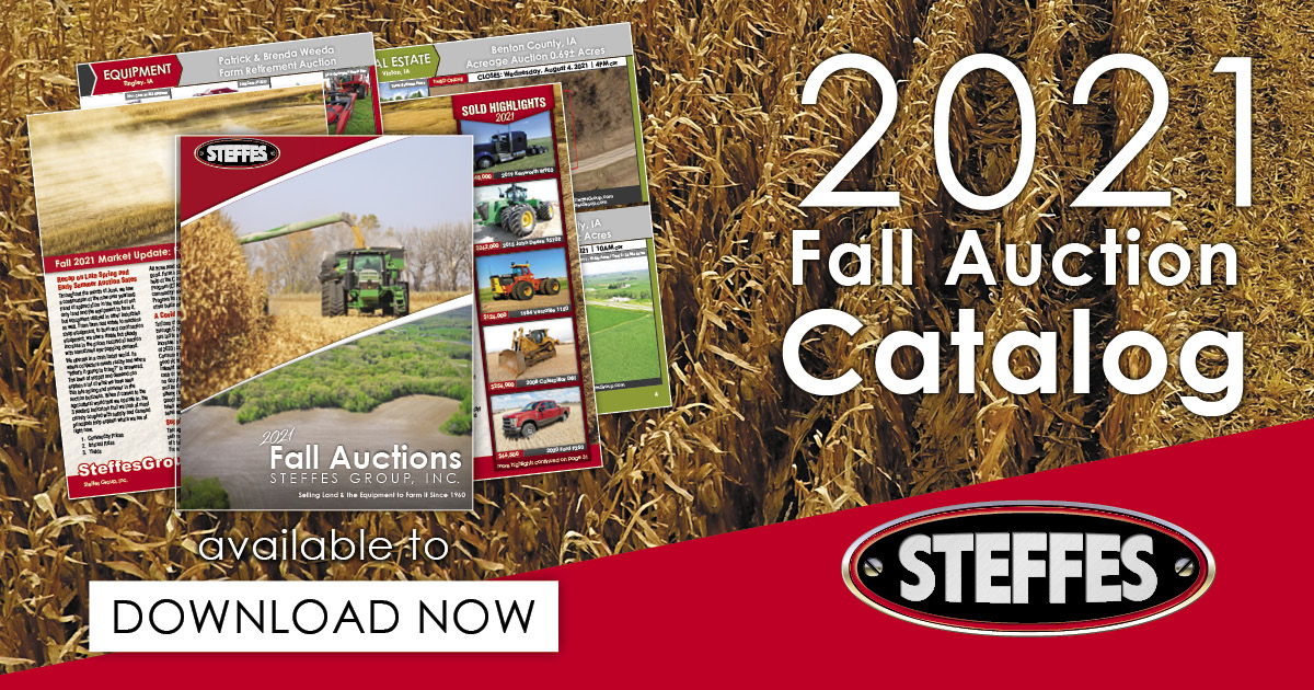 Fall auction catalog