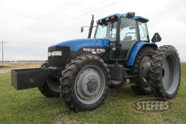 Harlan Tractor Parts : Harlan joan lanz farm retirement in north mankato